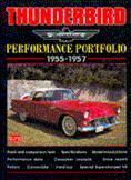 Thunderbird Performance Portfolio 1955-57