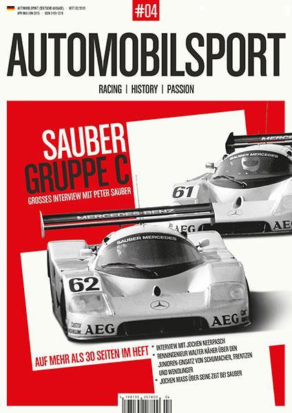 Sauber Group C 1982 - 1991(Vol. 4 Automobilsport)