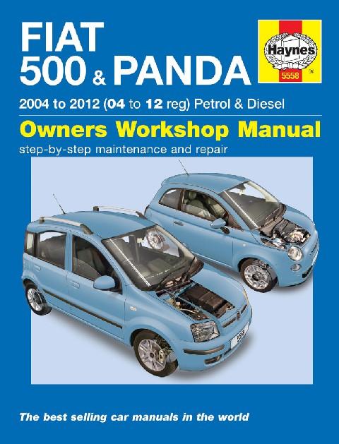 Fiat 500 & Panda 2004-12