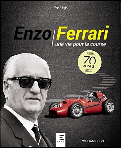 Enzo Ferrari: une Vie pour la Course (Coffret)