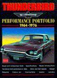 Thunderbird Performance Portfolio 1964-76
