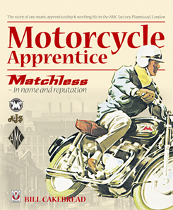 Motorcycle Apprentice: Matchless - in name & reput
