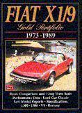 Fiat X 1/9 Gold Portfolio 1973-1989
