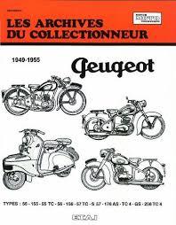 Peugeot 125,150,175,150 1949-55 (AC104)