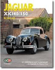Jaguar XK 140/150 in detail