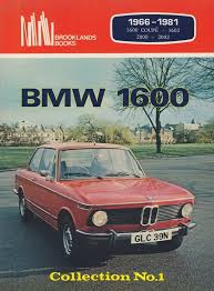 Bmw 1600 Collection Nº 1 1966-81
