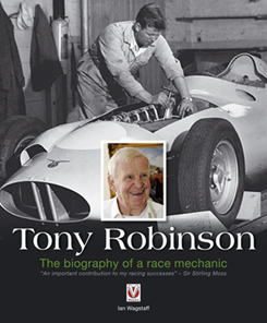 Tony Robinson - The Biography of a Race Mechanic