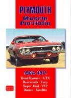 Plymouth Muscle Portfolio 1964-71