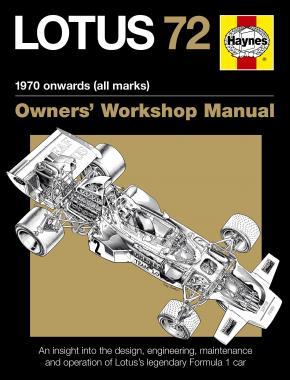 Lotus 72 Owners Manual