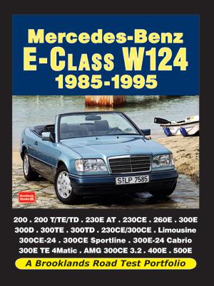 Mercedes Benz E-Class W124 1985-95 Road Portfolio