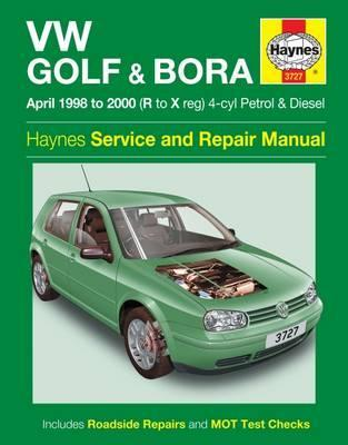 Volkswagen Golf & Bora Petrol 1998-00