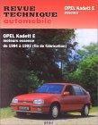 Opel Kadett E tous Types jusqu a fin (RTA461)