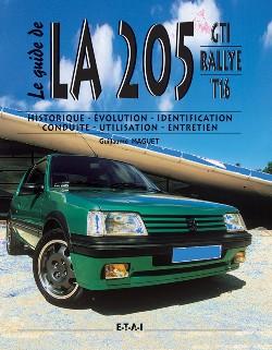 Le Guide Peugeot 205 GTI, Rallye, T16