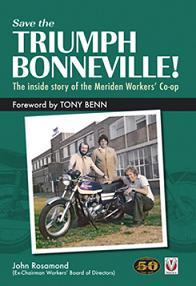 Save the Triumph Bonneville! - The inside story