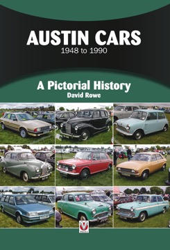 Austin Cars 1948 to 1990: A Pictorial History