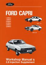 Ford Capri 1974-87