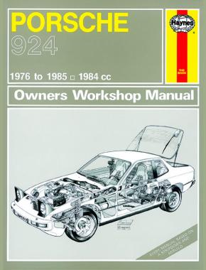 Porsche 924 & 924 Turbo 1976-85