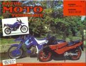 F075 Honda CBR 600F 87-90 Suzuki DR 750s/800 88-97