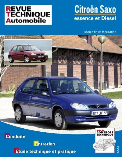 Citroen Saxo Essence & Diesel RTA106
