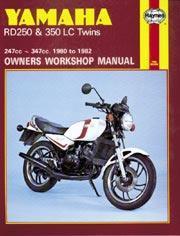 Yamaha RD 250 & 350LC Twins 1980-82