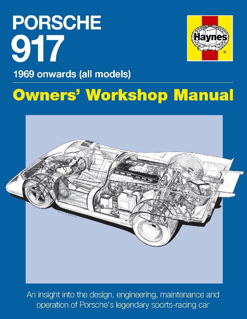 Porsche 917 Manual