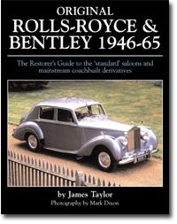 Original Rolls Royce & Bentley 1946-65