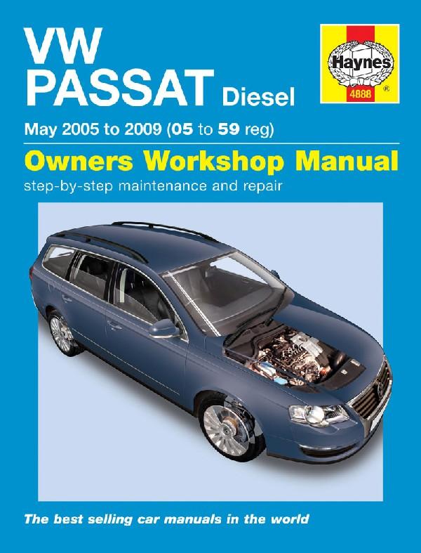 Volkswagen Passat Diesel 2005-10