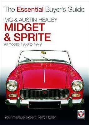 MG Midget & Austin Healey Sprite 58-1979  EB.Guide