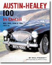 Austin Healey 100 In Detail 1953-56
