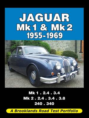 Jaguar Mk 1 & 2 1955-1969 Road Test Portfolio