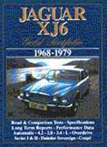 Jaguar XJ6 Gold Portfolio 1968-79 Series I & II