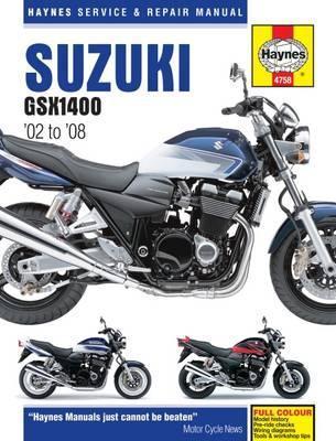 Suzuki GSX1400 2002-08