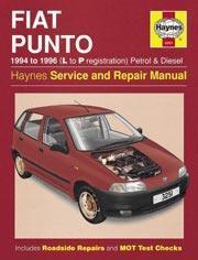 Fiat Punto Gas/D 1994-99