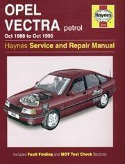 Opel Vectra 1988-95