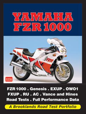 Yamaha FZR 1000 Road Test Portfolio