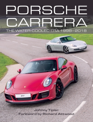 Porsche Carrera - The air-coolled Era 1998-2018