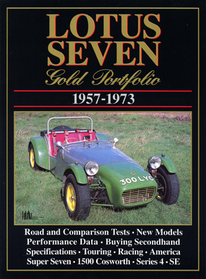 Lotus Seven Gold Portfolio 1957-73