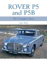 Rover P5 and P5B