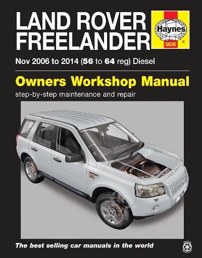 Land Rover Freelander Diesel 2006-2014