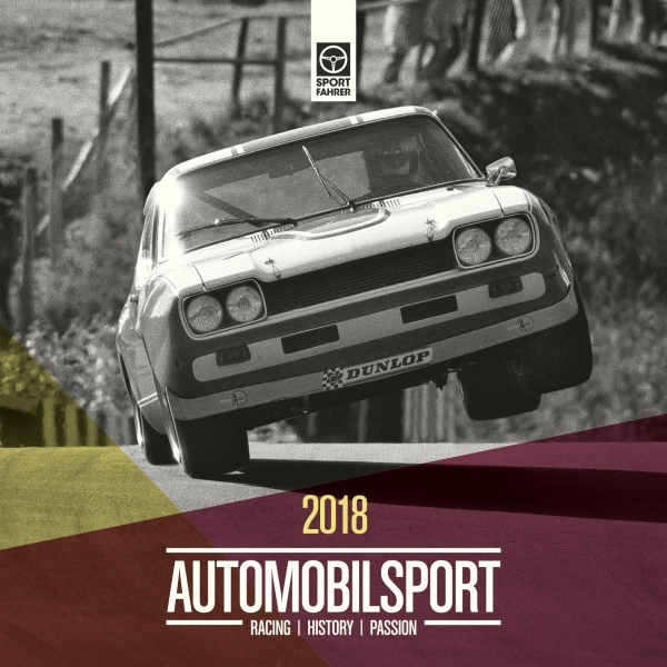 Automobilsport Slipcase 4 #13-#16