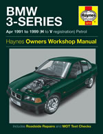 Bmw 3 Series E36 Petrol 1991-99