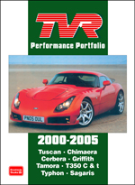 TVR Performance Portfolio 2000-2005