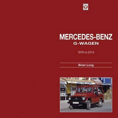 Mercedes Benz G-Wagen 1979-2015