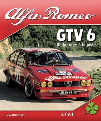 Alfa Romeo GTV6 - de la Route a la Piste