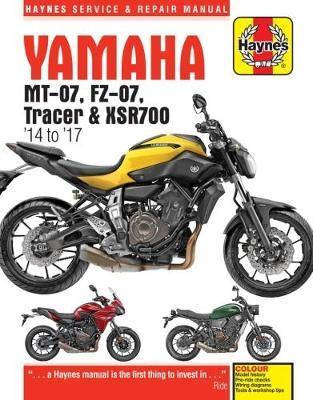 Yamaha MT-07, Tracer & XSR700 2014-17