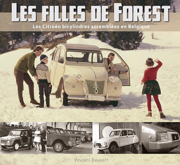 Citroen Belgiques: Les filles de Forest