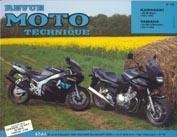 F102 Kawasaki ZX 6R 95-99 Yamaha XJ 900S Div 95-02