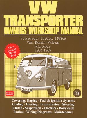 Volkswagen Transporter 1954-67