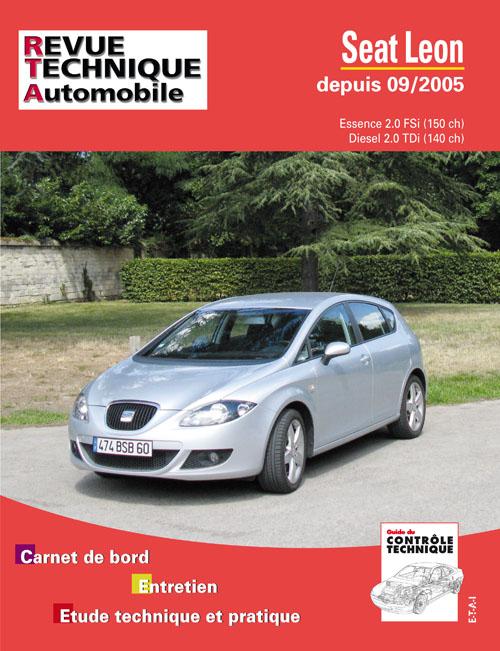 Seat Leon II 2.0 FSI/TDi 2005 - ( RTA B722 )