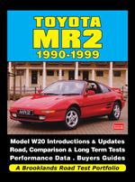 Toyota MR2 1990-99 Road Test Portfolio